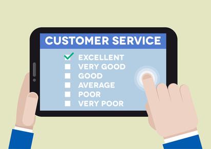 questionario customer satisfaction